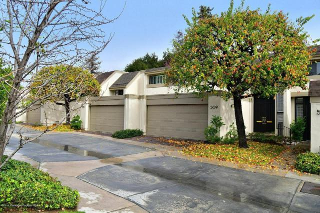 201 N Orange Grove Boulevard #509, Pasadena, CA 91103 (#819000266) :: TruLine Realty