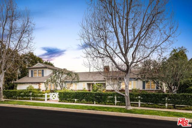 562 Chapala Drive, Pacific Palisades, CA 90272 (#19422832) :: TruLine Realty