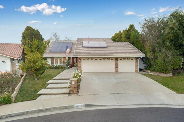 6303 Aquarius Avenue, Agoura Hills, CA 91301 (#219000660) :: Lydia Gable Realty Group