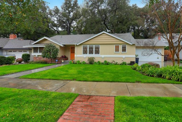 3930 El Lado Drive, Glendale, CA 91214 (#819000277) :: TruLine Realty