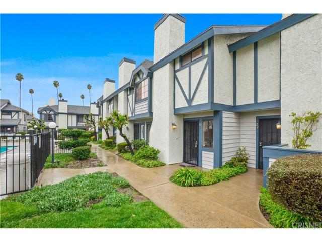 19231 Sherman Way #26, Reseda, CA 91335 (#SR19013573) :: Paris and Connor MacIvor