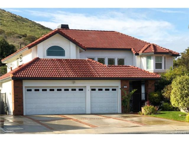 3187 Pawnee Court, Simi Valley, CA 93063 (#SR19013230) :: TruLine Realty