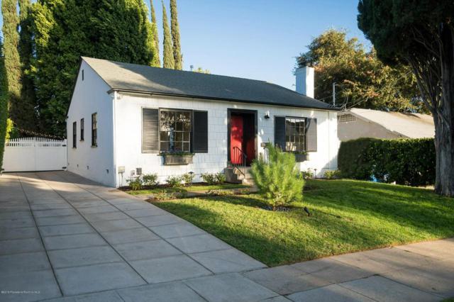 990 N Catalina Avenue, Pasadena, CA 91104 (#819000288) :: TruLine Realty