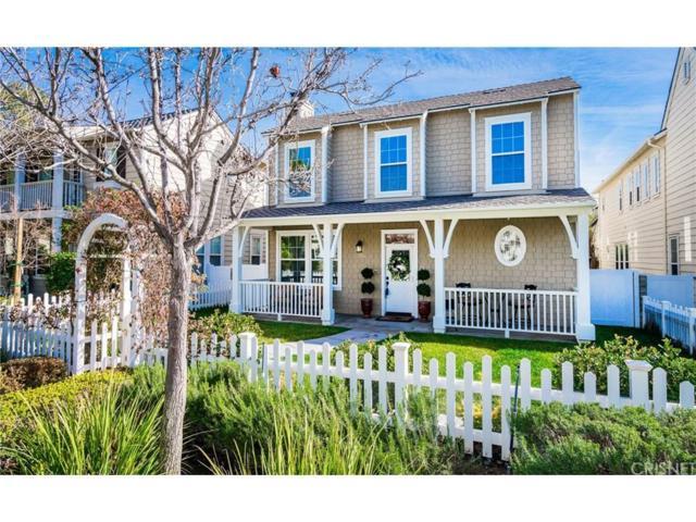 23927 Windward Lane, Valencia, CA 91355 (#SR19014077) :: Paris and Connor MacIvor