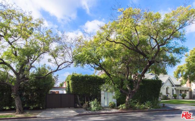 805 N Crescent Heights, Los Angeles (City), CA 90046 (#19423916) :: The Fineman Suarez Team