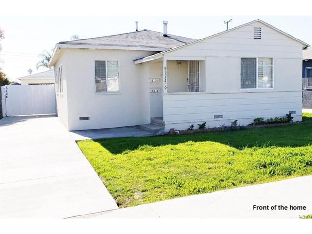 5134 W 133RD Street, Hawthorne, CA 90250 (#SR19014541) :: Fred Howard Real Estate Team