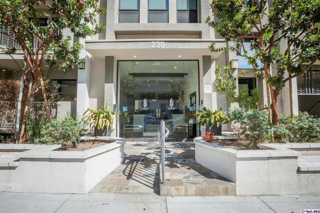 230 S Jackson Street #201, Glendale, CA 91205 (#319000259) :: Lydia Gable Realty Group