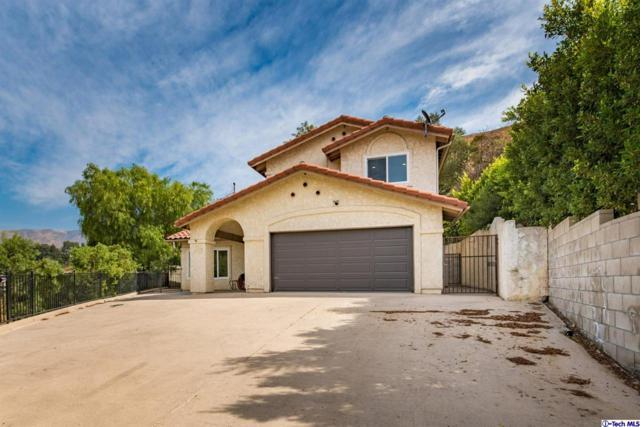 10110 Sunland Boulevard, Sunland, CA 91040 (#319000266) :: TruLine Realty