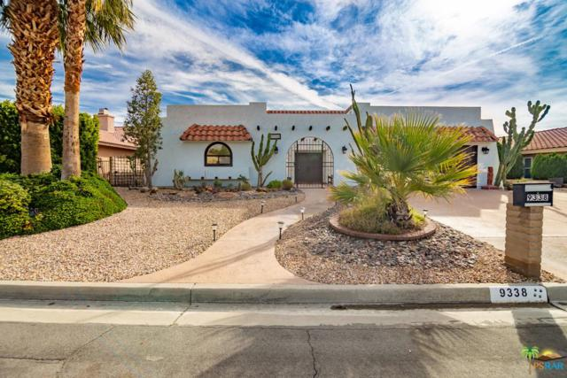 9338 Clubhouse, Desert Hot Springs, CA 92240 (#19426038PS) :: TruLine Realty