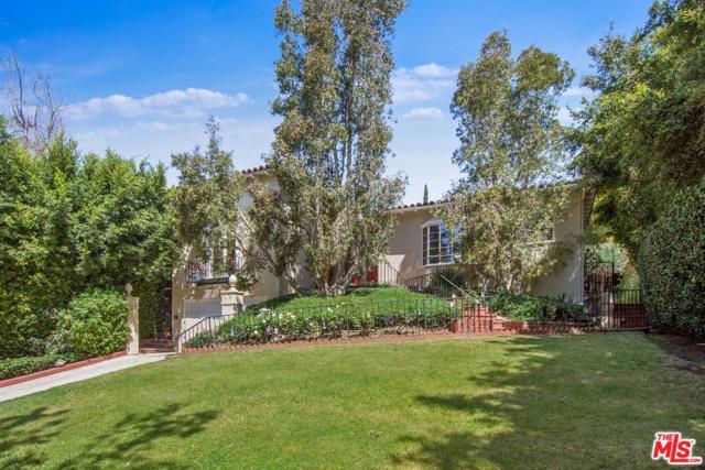 1136 N Doheny Drive, Los Angeles (City), CA 90069 (#19425952) :: The Fineman Suarez Team