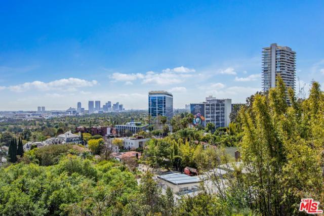9056 St Ives Drive, Los Angeles (City), CA 90069 (#19425950) :: The Fineman Suarez Team