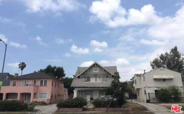 1709 Crenshaw Boulevard, Los Angeles (City), CA 90019 (#19426134) :: Fred Howard Real Estate Team