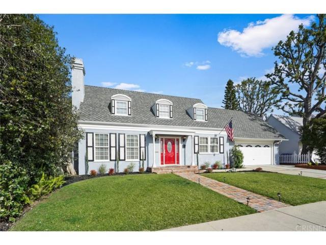 19833 Needles Street, Chatsworth, CA 91311 (#SR19015111) :: Fred Howard Real Estate Team