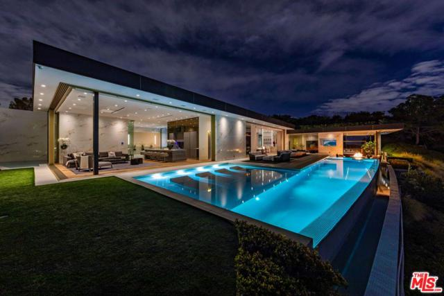 1175 N Hillcrest Road, Beverly Hills, CA 90210 (#19425980) :: Fred Howard Real Estate Team