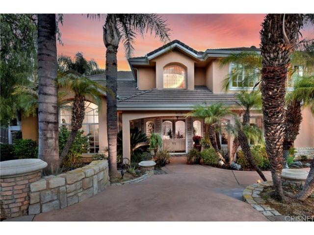 9518 Hunt Club Lane, Chatsworth, CA 91311 (#SR19015767) :: Fred Howard Real Estate Team