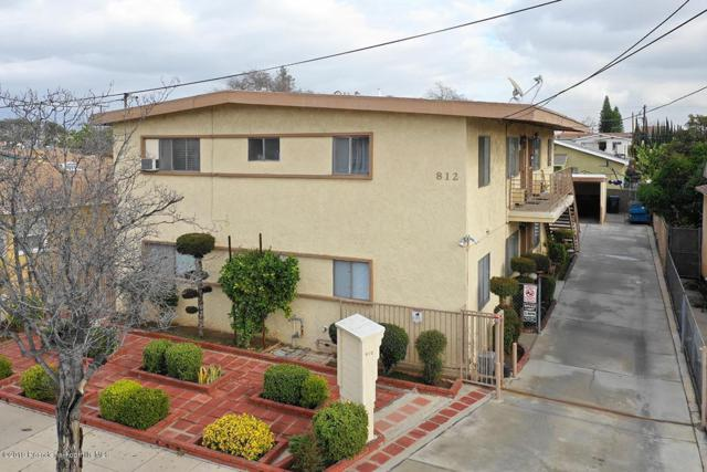 812 S Edith Avenue, Alhambra, CA 91803 (#819000331) :: Fred Howard Real Estate Team