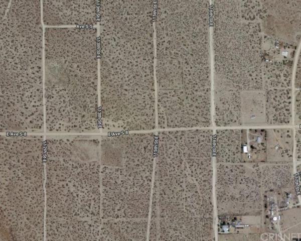 0 Vac/115Th Ste/Vic Avenue S8, Sun Village, CA 93543 (#SR19016363) :: Golden Palm Properties