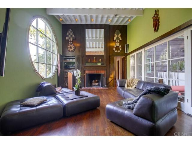 2362 Stanley Hills Drive, Hollywood Hills, CA 90046 (#SR19019050) :: The Agency