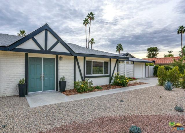 2106 S Divot Lane, Palm Springs, CA 92264 (#19428738PS) :: Lydia Gable Realty Group
