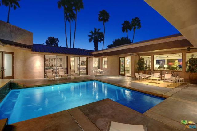 777 W Chino Canyon Road, Palm Springs, CA 92262 (#19428602PS) :: Lydia Gable Realty Group