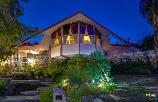 1350 Ladera Circle, Palm Springs, CA 92262 (#19429936PS) :: The Real Estate Offices of Talbot and Watson