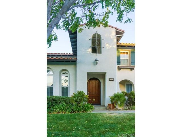 26850 Boulder Crest Drive, Valencia, CA 91381 (#SR19025288) :: Paris and Connor MacIvor