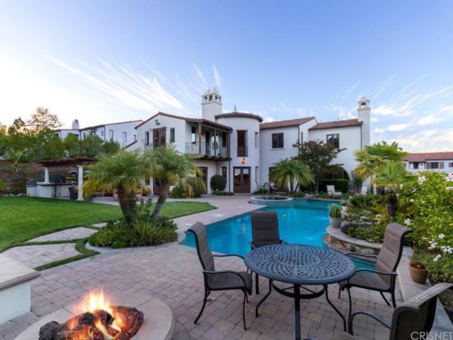 25344 Prado De Las Fresas, Calabasas, CA 91302 (#SR19008867) :: The Real Estate Offices of Talbot and Watson