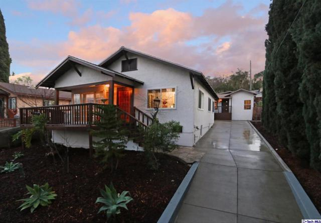 985 El Paso Drive, Los Angeles (City), CA 90042 (#319000485) :: Lydia Gable Realty Group