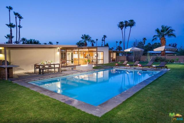 2821 E Livmor Avenue, Palm Springs, CA 92262 (#19431978PS) :: TruLine Realty