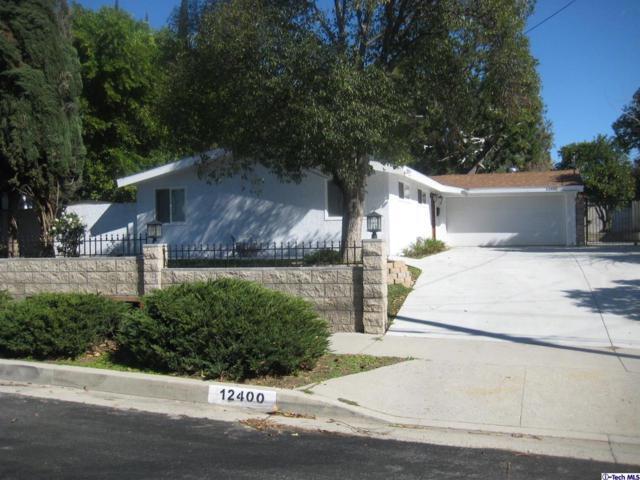 12400 El Oro Way, Granada Hills, CA 91344 (#319000511) :: Paris and Connor MacIvor