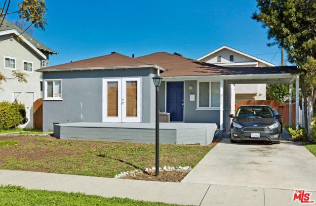 2256 Wellesley Avenue, Los Angeles (City), CA 90064 (#19431288) :: Matthew Chavez