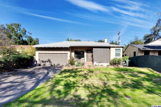 3327 Park Vista Drive, Glendale, CA 91214 (#319000348) :: Lydia Gable Realty Group