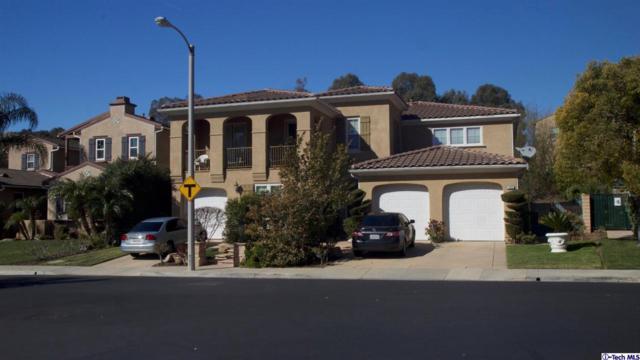 149 Laurel Ridge Drive, Simi Valley, CA 93065 (#319000520) :: TruLine Realty