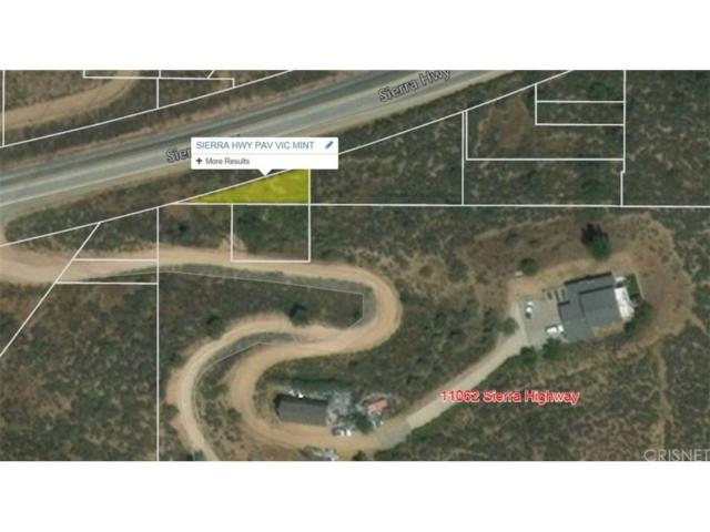 1 Vac/Sierra Hwy Pav /Vic Mi, Agua Dulce, CA 91350 (#SR19029835) :: The Real Estate Offices of Talbot and Watson