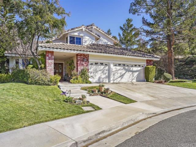 14355 Pinnacle Court, Canyon Country, CA 91387 (#SR19029228) :: Paris and Connor MacIvor