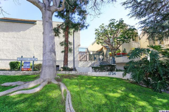 1734 N Verdugo Road #3, Glendale, CA 91208 (#319000507) :: Lydia Gable Realty Group