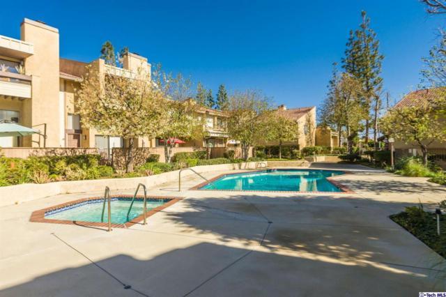 10051 Topanga Canyon Boulevard #13, Chatsworth, CA 91311 (#319000535) :: Lydia Gable Realty Group