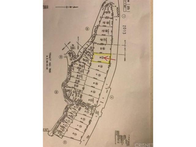 0 Agoura Road, Agoura Hills, CA 91301 (#SR19029991) :: Lydia Gable Realty Group