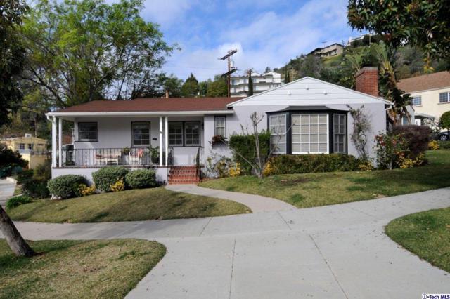 725 Glenmore Boulevard, Glendale, CA 91206 (#319000441) :: Lydia Gable Realty Group