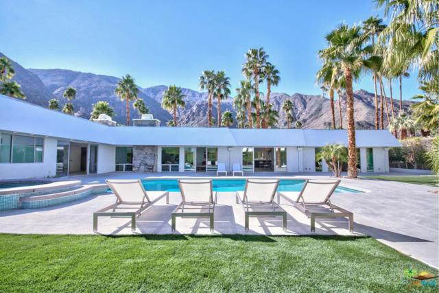 670 N Rose Avenue, Palm Springs, CA 92262 (#19432884PS) :: The Real Estate Offices of Talbot and Watson