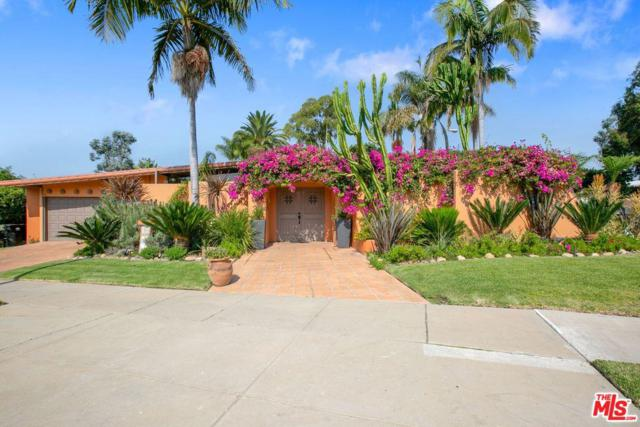 5803 Wooster Avenue, Los Angeles (City), CA 90056 (#19431022) :: Fred Howard Real Estate Team