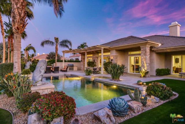 77 Via Bella, Rancho Mirage, CA 92270 (#19427592PS) :: TruLine Realty