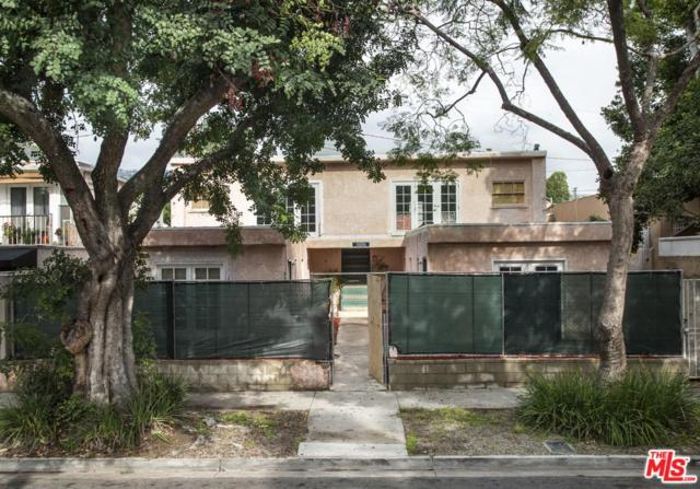 8443 Clinton Street, West Hollywood, CA 90048 (#19429078) :: Matthew Chavez