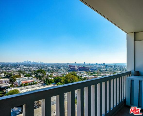 999 N Doheny Drive #1005, West Hollywood, CA 90069 (#19433292) :: Matthew Chavez