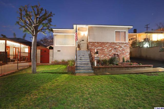 5040 La Roda Avenue, Eagle Rock, CA 90041 (#319000569) :: The Real Estate Offices of Talbot and Watson