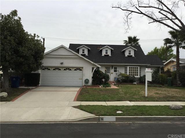 16722 Flanders Street, Granada Hills, CA 91344 (#SR19032905) :: Paris and Connor MacIvor