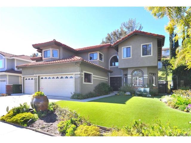 8057 Valley Flores Drive, West Hills, CA 91304 (#SR19033004) :: Paris and Connor MacIvor