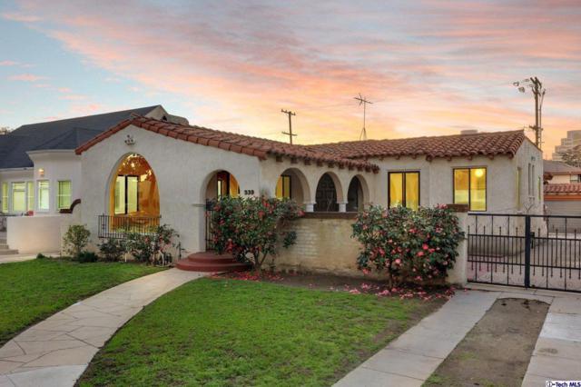 539 N Howard Street, Glendale, CA 91206 (#319000574) :: Lydia Gable Realty Group