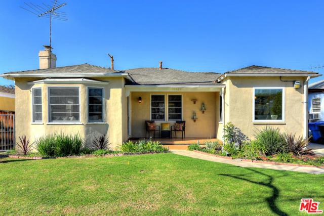 10921 Pickford Way, Culver City, CA 90230 (#19434238) :: Matthew Chavez