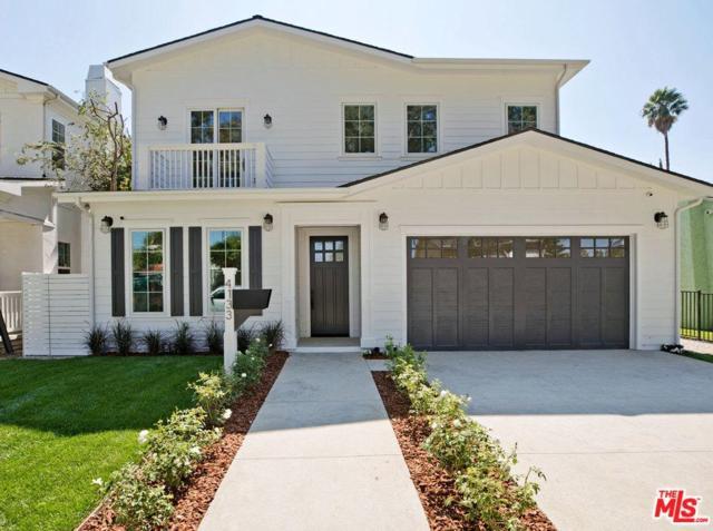 4133 Vinton Avenue, Culver City, CA 90232 (#19434036) :: Matthew Chavez